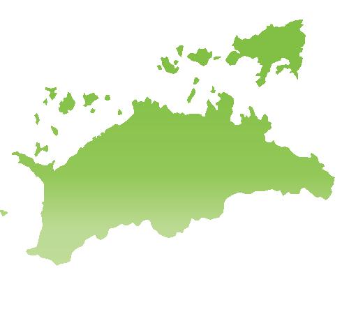香川出張対応エリアマップ