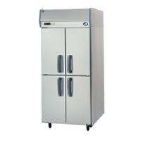 ホシザキ縦型冷凍冷蔵庫